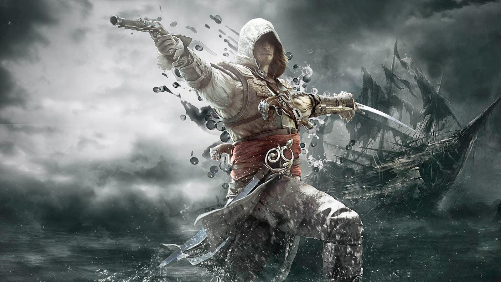 bateau pirate wallpaper - photo #40