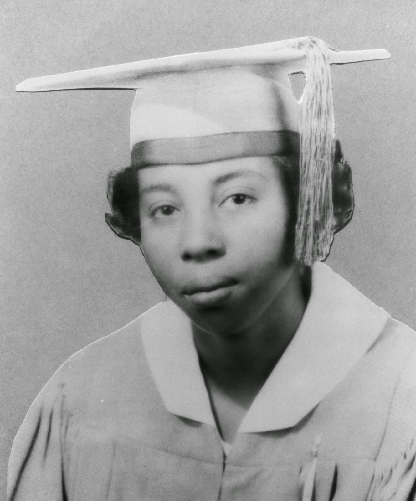Autrilla Scott  High School Graduation