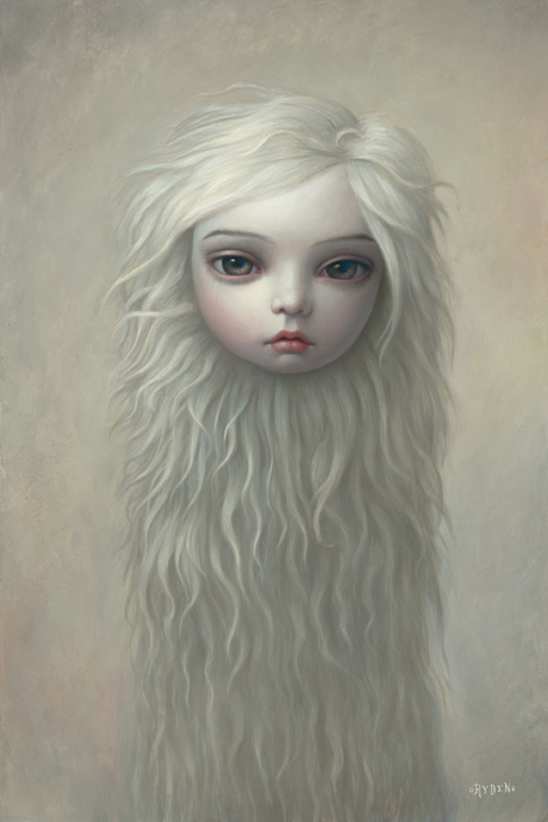 mark ryden fur girl