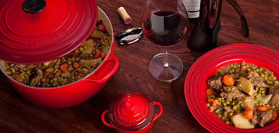 Beef Stew and Le Creuset