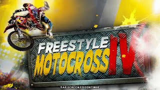 Freestyle Motocross IV Nokia E63 s60v3 Game