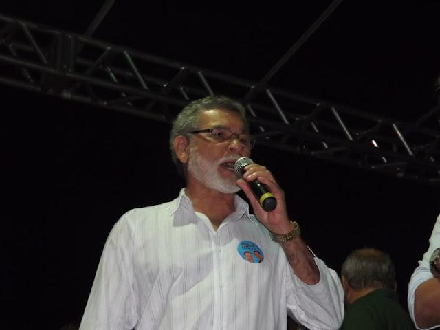 Homenagem ao Lauriano Santos