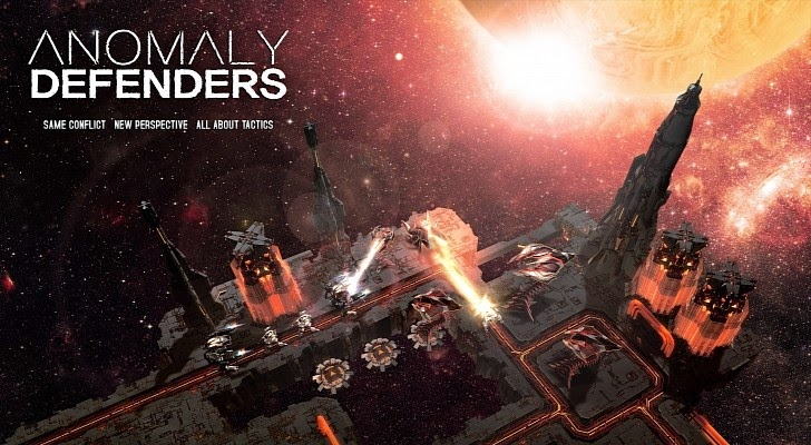 Anomaly Defenders v1.0 APK