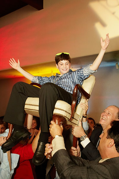 Rhode Island Bar Mitzvah Photos