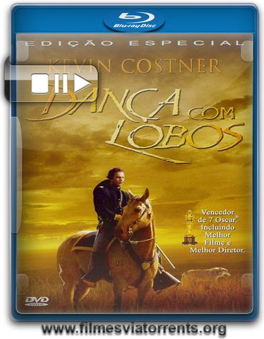 Dança Com Lobos Torrent - BluRay Rip 720p Dublado