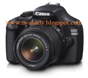 TOKO METRO ABADY Kamera DSLR CANON EOS 1100D