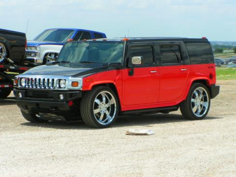 hummer h2 2011. hair Hummer H2 To Die By 2011,