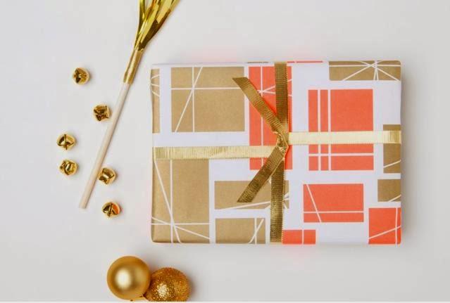 Neon Gift Boxes Wrap
