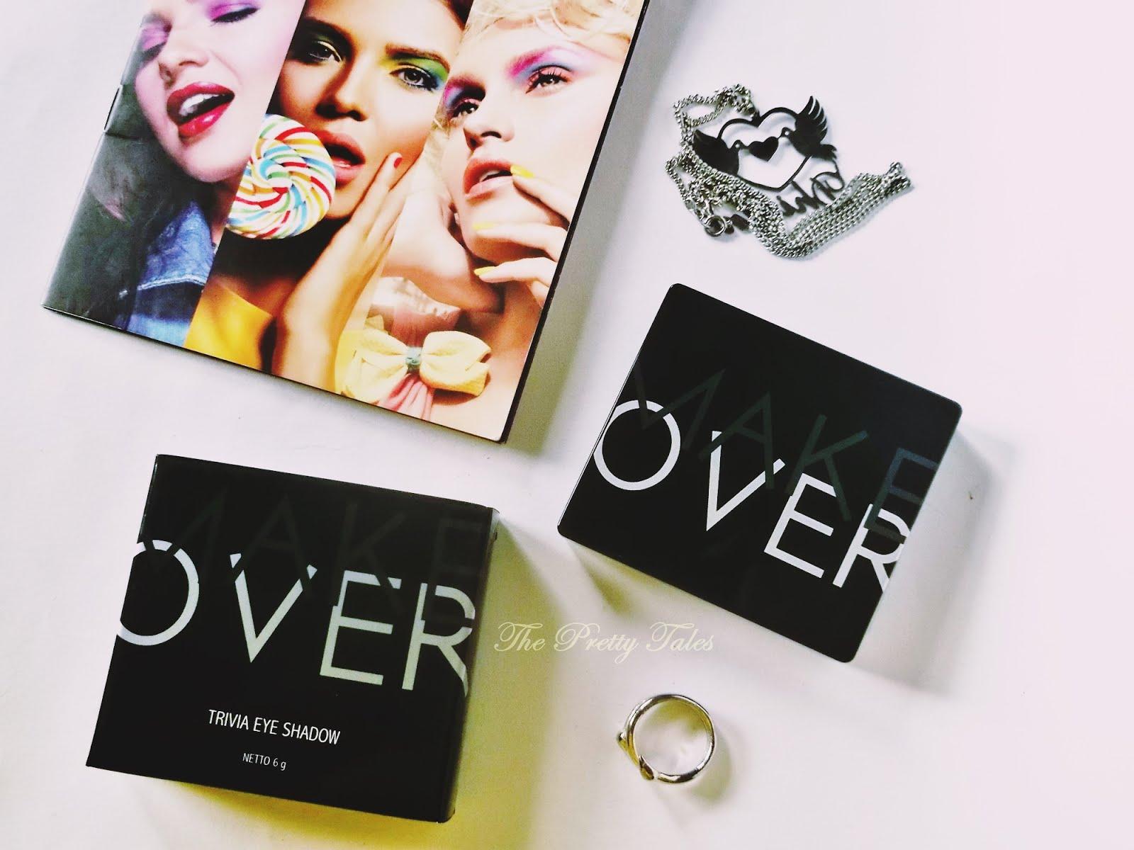 Harga Dan Spesifikasi Make Over Trivia Eye Shadow Termurah 2018 Baju Pria Minion Stuart Koboi Eyeshadow Echanting Nude Spell Daftar Review