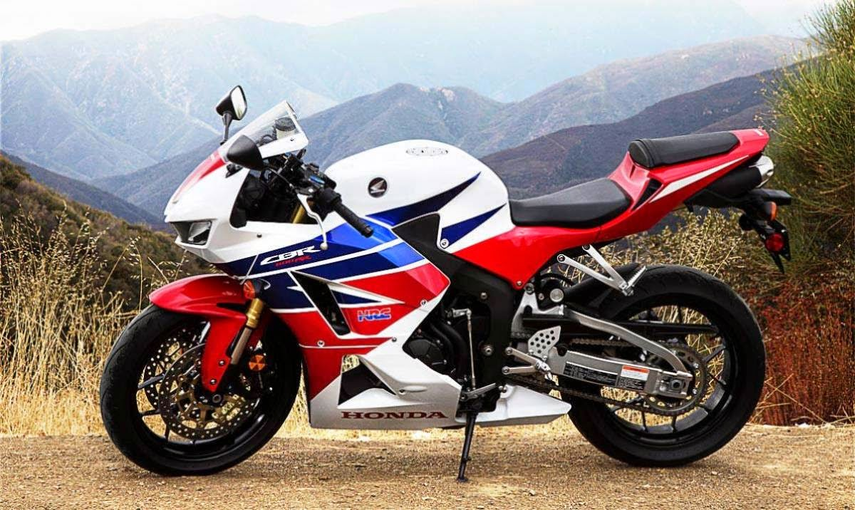 Honda CBR600RR New Bikes Wallpapers