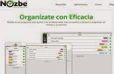 Nozbe: para crear listas de tareas y gestionar proyectos online