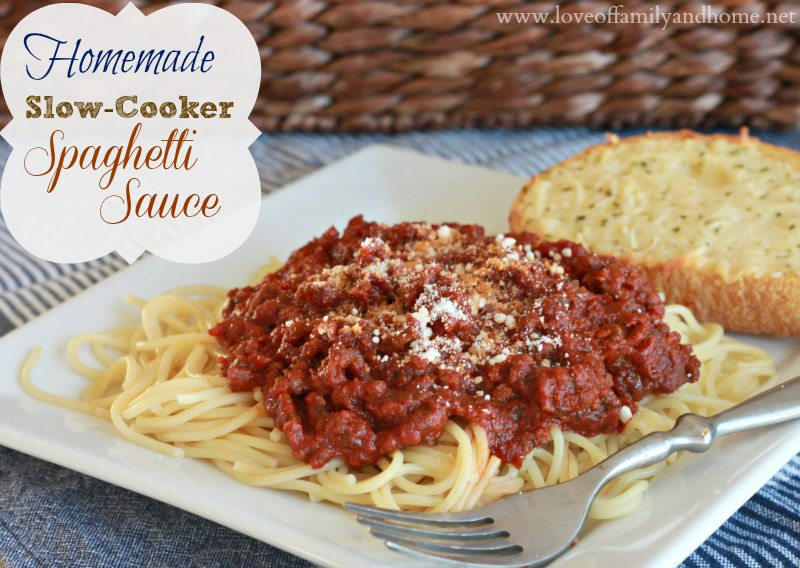 all this spaghetti sauce is unbelievably DELICIOUS!!! So, I ...