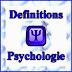 Widget : définitions de psychologie au hasard