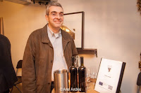 Yiannis Flerianos - Winemaker at Panagiotopoulos Wines