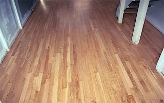 Wood Floor Sanding, NYC
