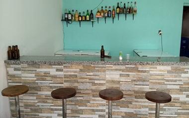 Bar dos amigos em Capela