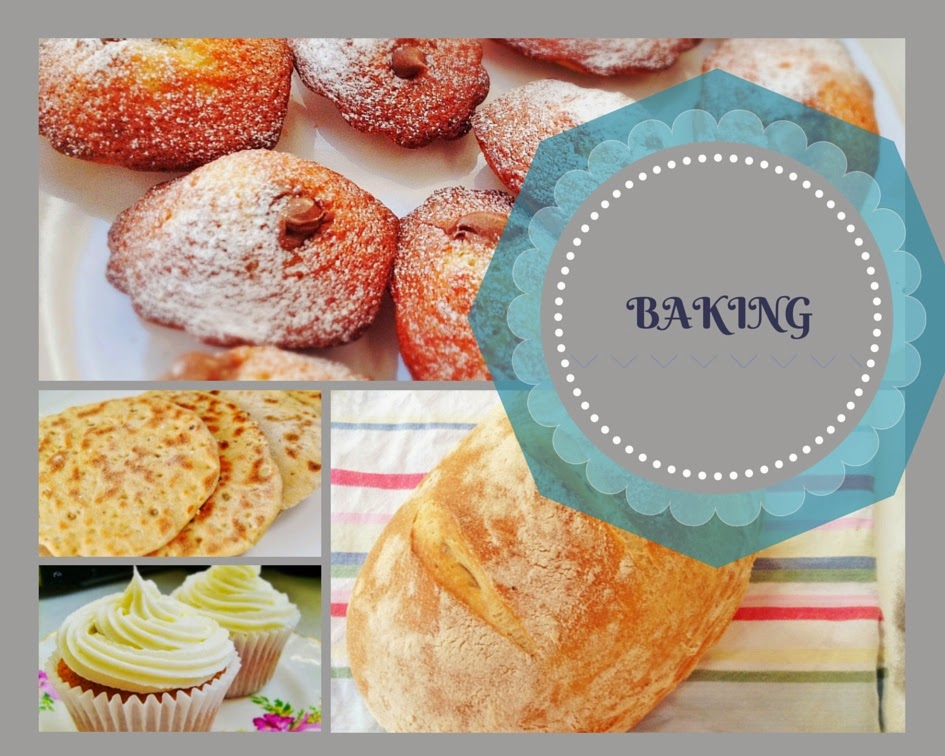 Baking recipe index, Mean Mother Cooker