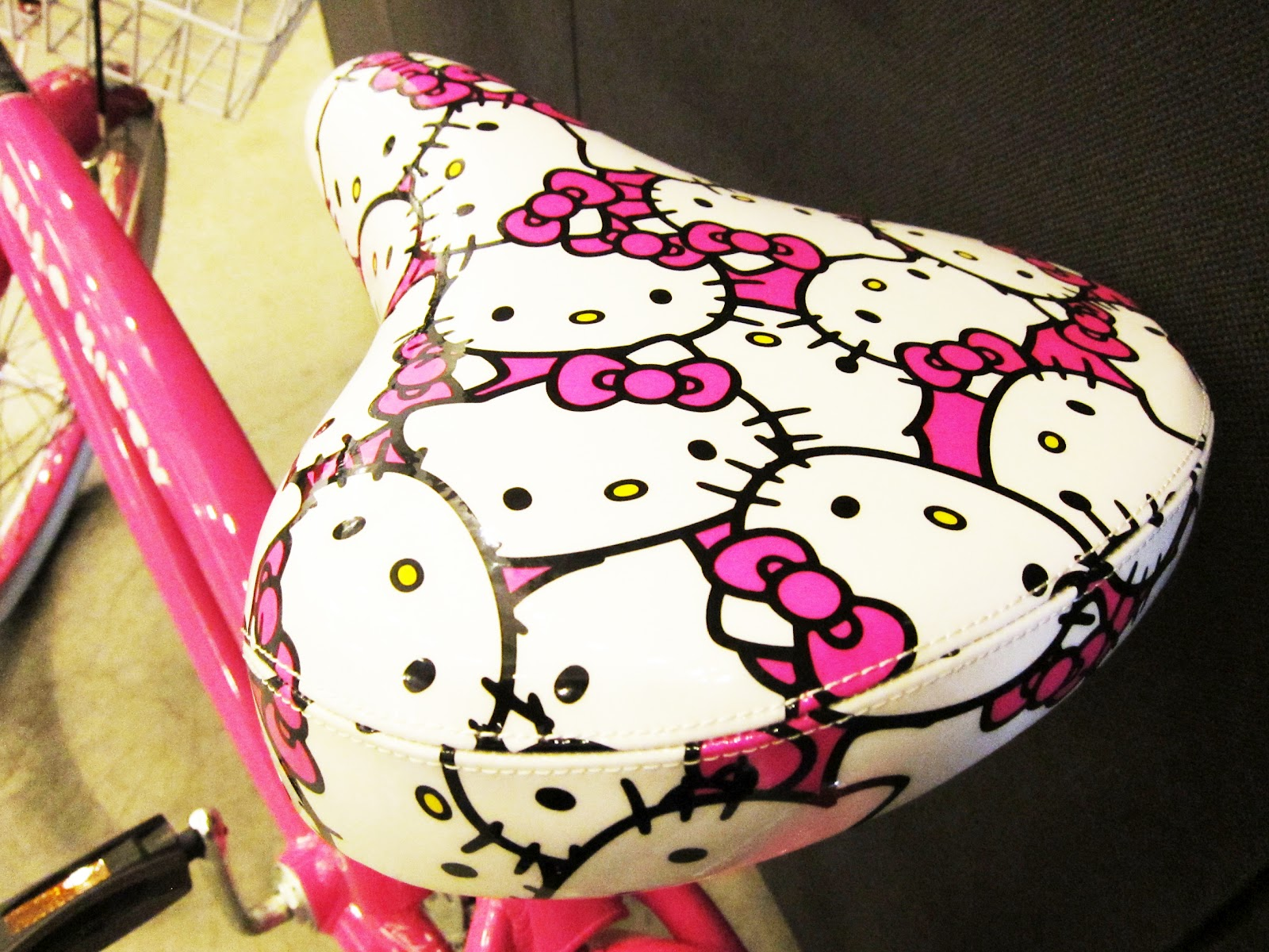 Hello Kitty Bikes Cyclestyle Australia Clothing Accessories