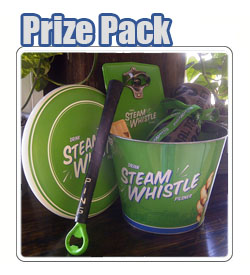Steam Whistle - Bucket of Summer Fun