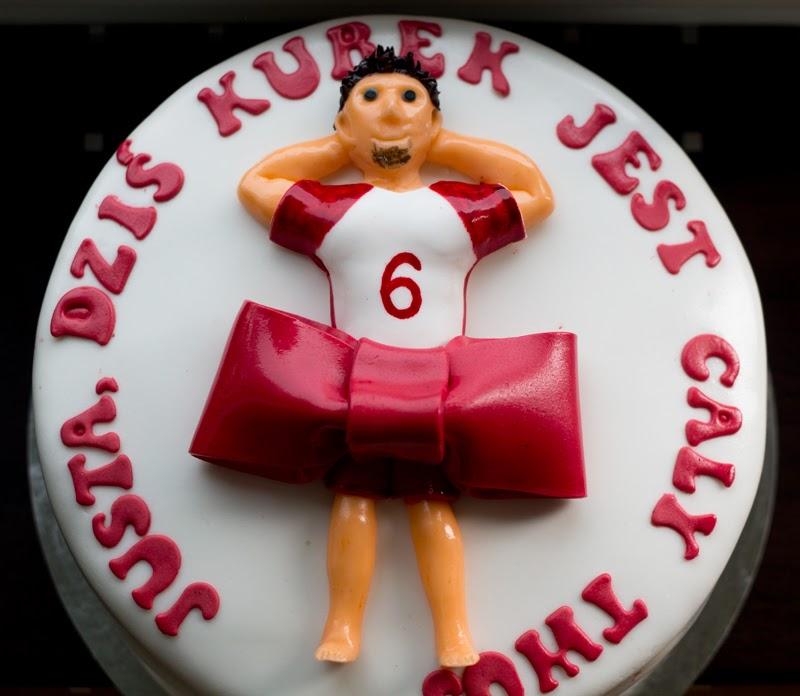 Tort Kurek