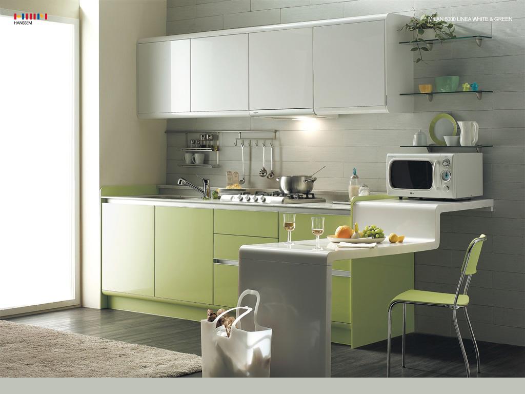 Desain interior dapur desain dapur minimalis modern - Design interior kitchen set minimalis ...