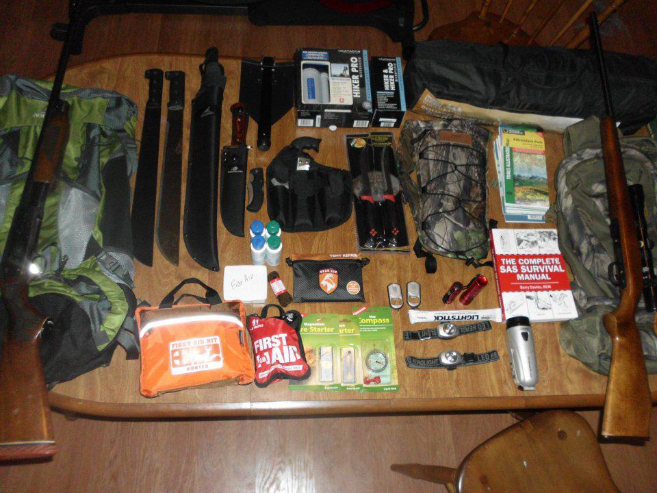 72 Hr Survival Kit Bug Out Bag