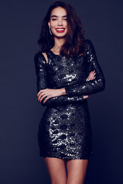 Sabrina Nait for Free People New Year's Eve Lookbook