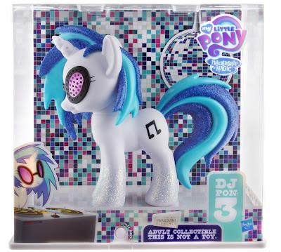 Hasbro My Little Pony DJ Pon-3 SDCC 2013 Exclusive Figure