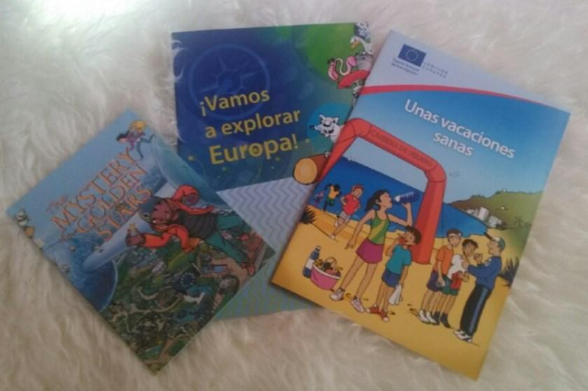 Muestras gratis libros