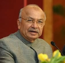 Union Home Minister Shri Sushilkumar Shinde