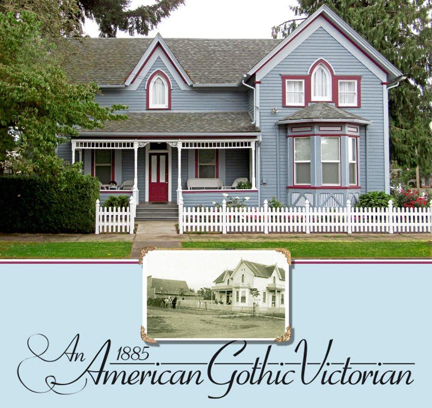 1885 Gothic Victorian
