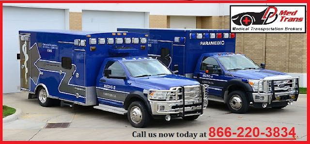Exceptional Medical Transportation in Arizona USA