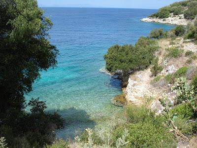 Sivota, Greece - the sea