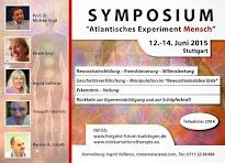 """Symposium """"Atlantisches Experiment Mensch"""""""