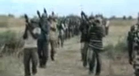 boko haram terrorists roaming nigeria