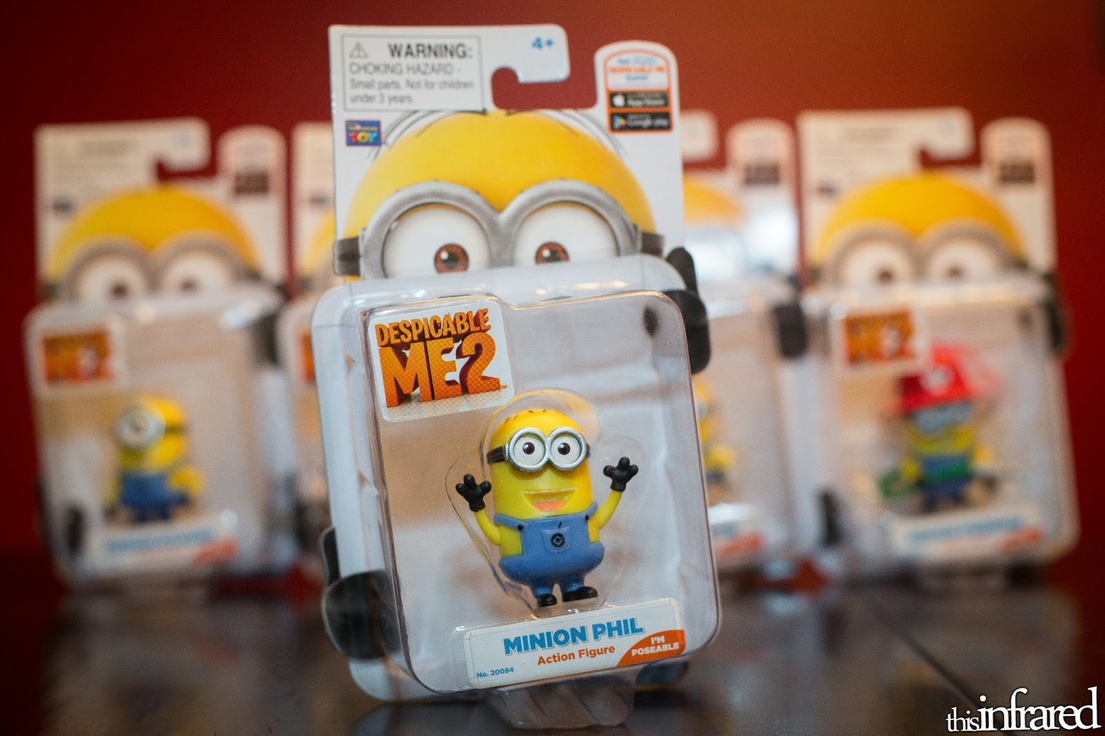 Movietoysg Minions By Thinkway Toys Minion Action Figure Despicable Me Figures From