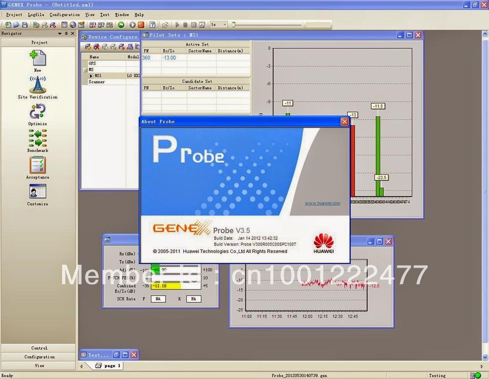 HUAWEI Genex Probe/Assistant 3.5