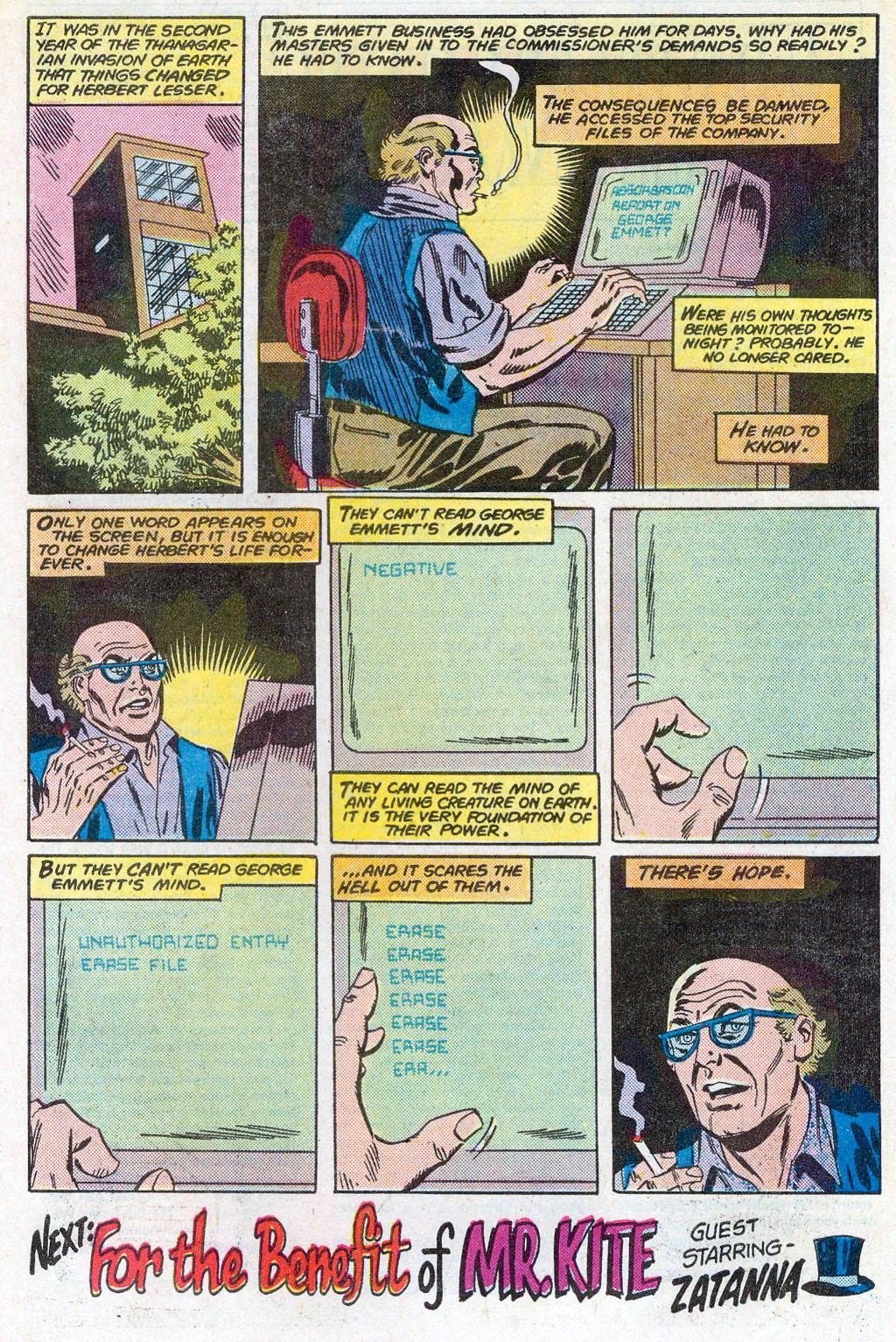 Hawkman (1986) Issue #3 #3 - English 25