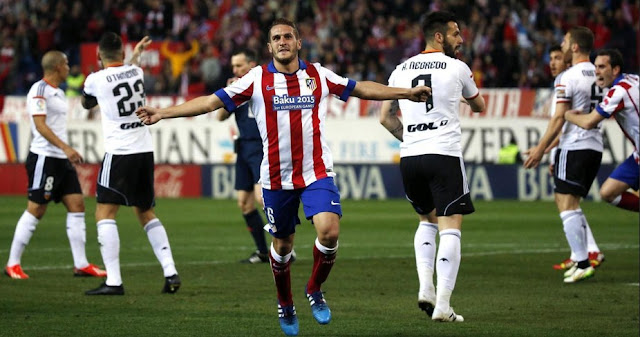 Preview Atletico Madrid vs Valencia La Liga Spain 2015