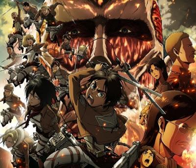 Phim Attack on Titan 2 -Shingeki no Kyojin SS2