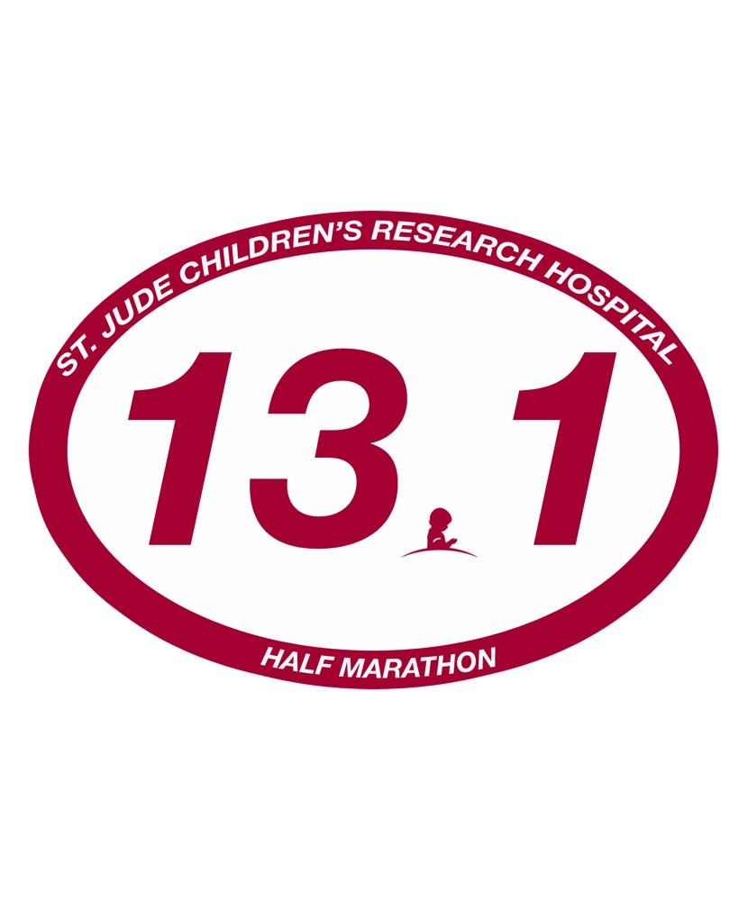 St. Jude 1/2 Marathon
