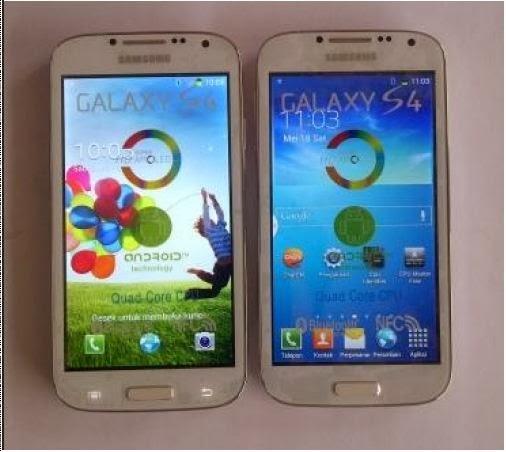 Tips Bedakan Galaxy S4 Asli dan Galaxy S4 China