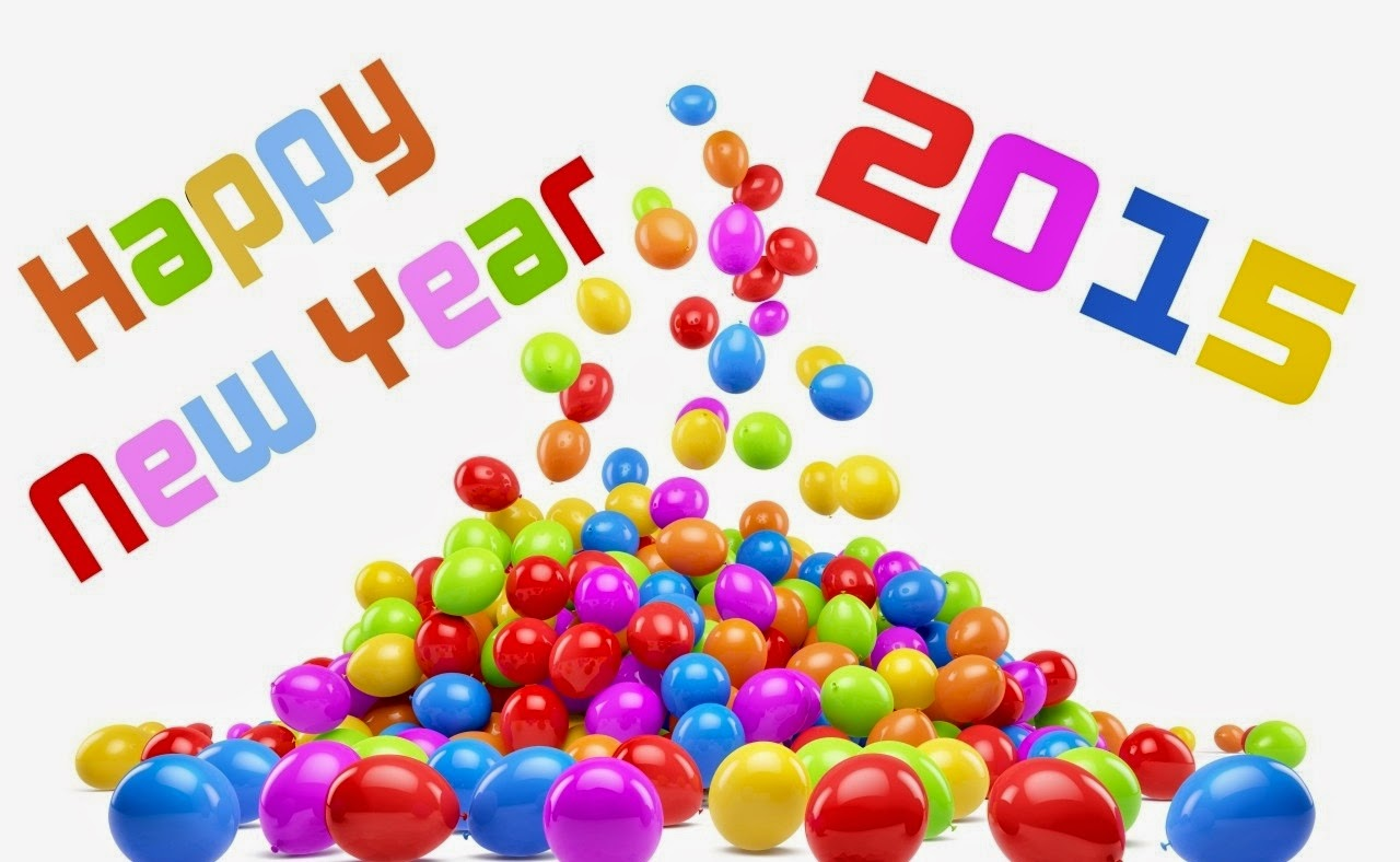 Image of Happy New Year 2015