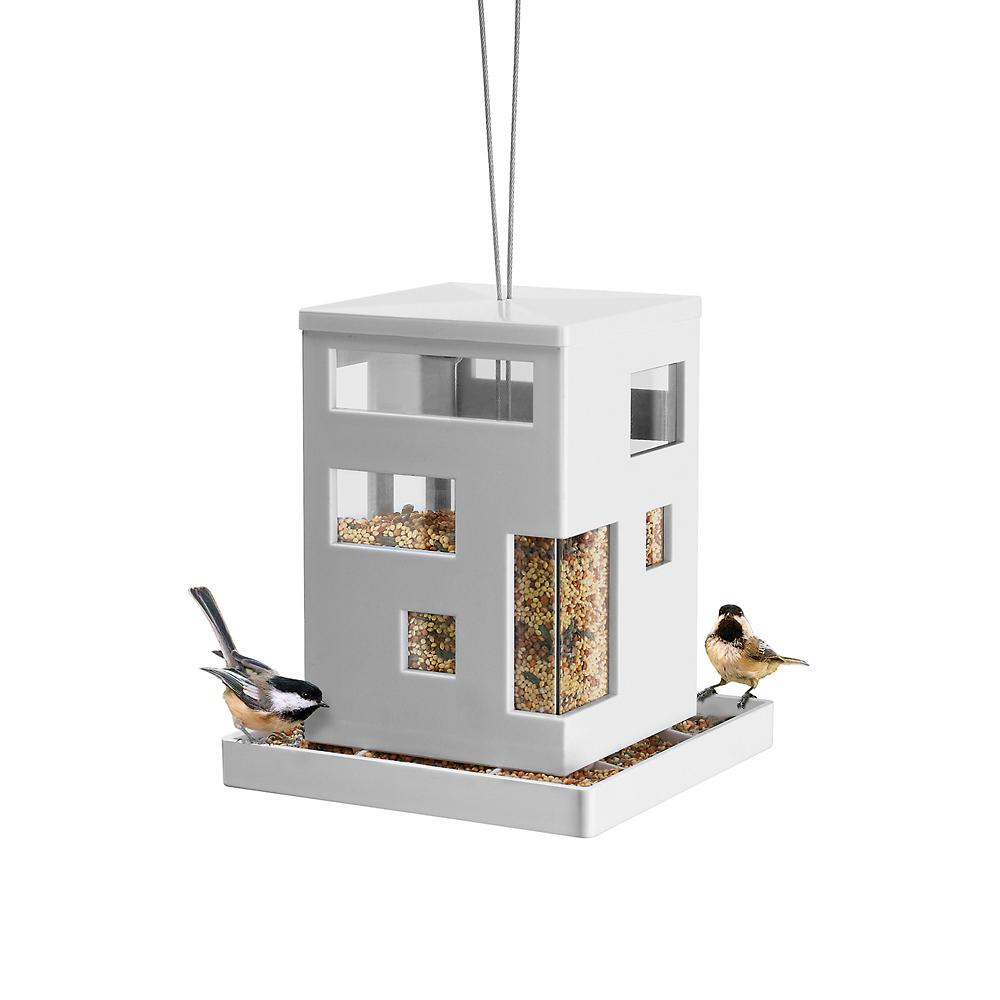 Happy campers modernes vogelhaus - Modernes vogelhaus ...