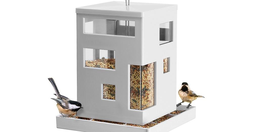 happy campers modernes vogelhaus. Black Bedroom Furniture Sets. Home Design Ideas