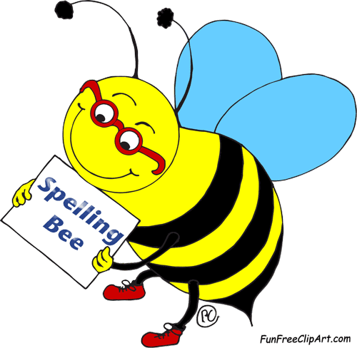 spelling bee fun free clipart funfreeclipart com spelling bee clip art transparent png spelling bee clip art free images