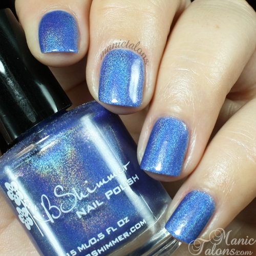 KBShimmer What Are You Wading For? Swatch