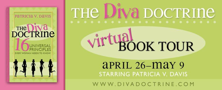 Blog Tour Book Giveaway The Diva Doctrine By Patricia V Davis