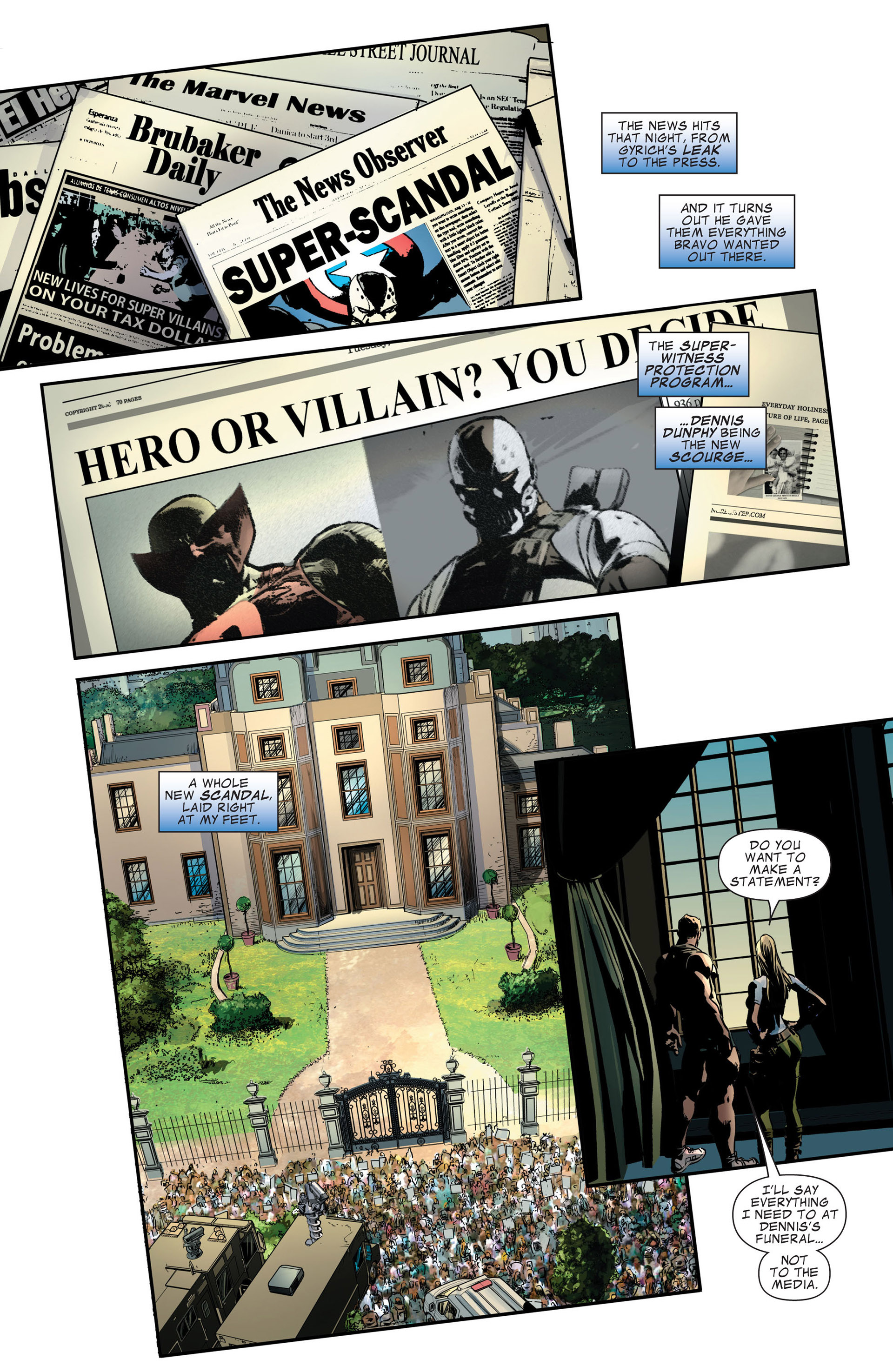 Captain America (2011) Issue #14 #14 - English 21