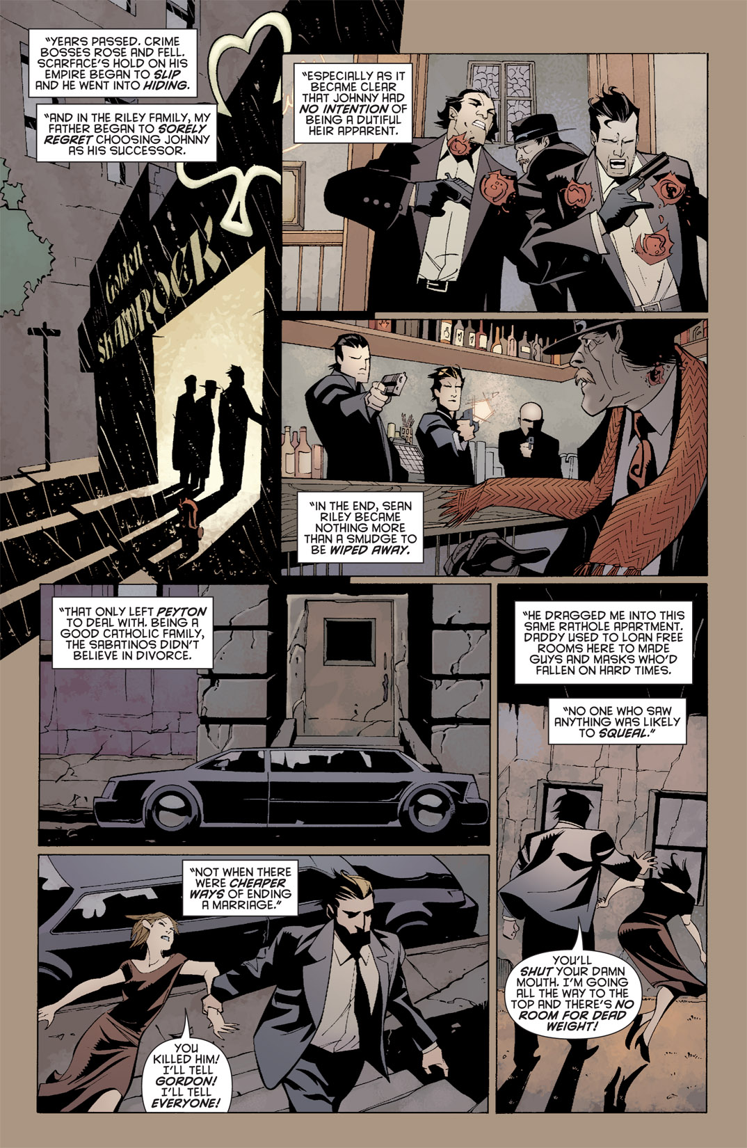 Detective Comics (1937) Issue #844 Page 11